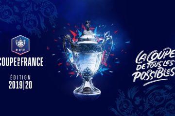 Logo della Coupe de France, fonte pagina