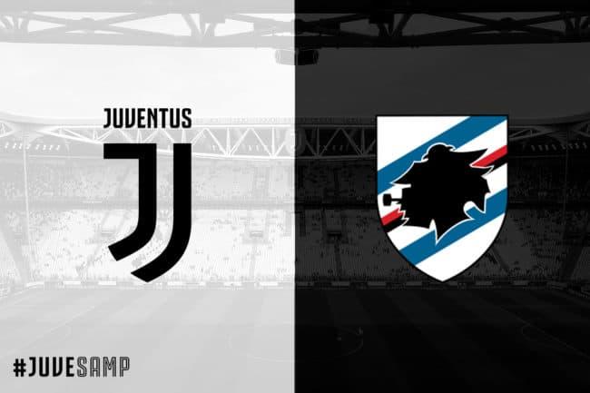 Juventus-Sampdoria, 36° giornata di Serie A