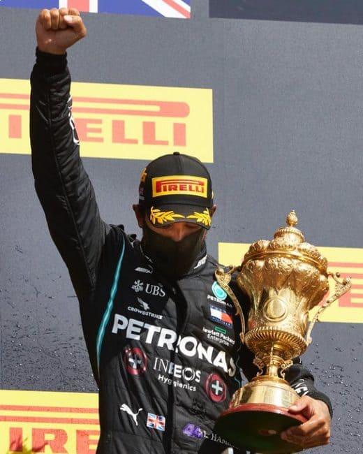 Hamilton GP Belgio 2020