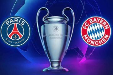 Logo della Finale della UEFA Champions League, fonte pagina