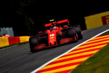 F1, Mugello PL1