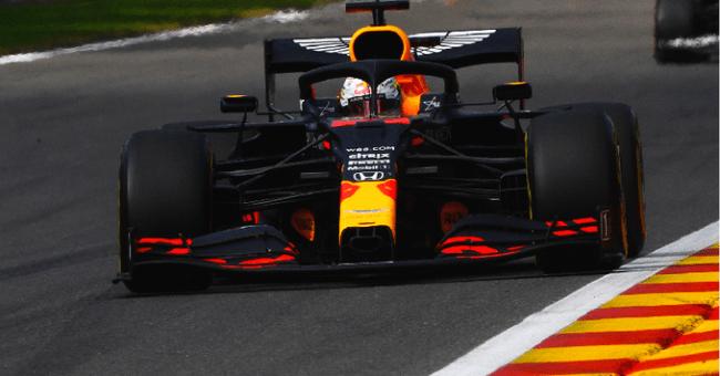 Red Bull GP Monza