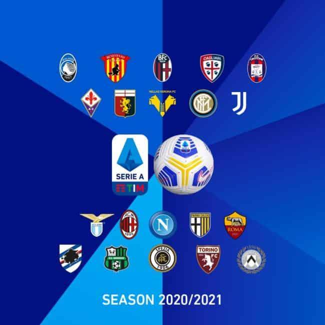 Serie A 2020-21, calendario