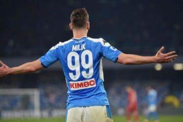 Calciomercato: Napoli e Roma vicine all'accordo per Milik
