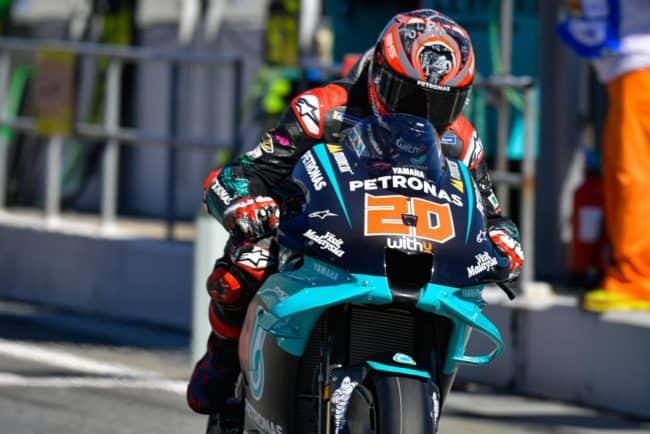 Quartararo Moto GP, GP Catalogna