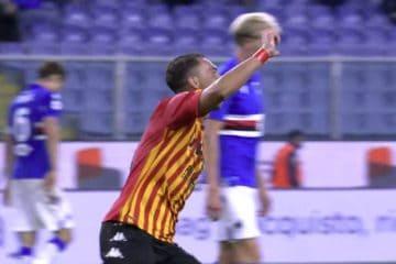 sampdoria-benevento-2-3