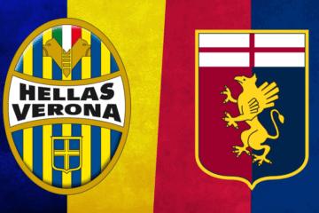 Hellas-Verona-Genoa
