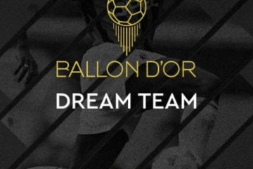DREAM TEAM PALLONE D'ORO