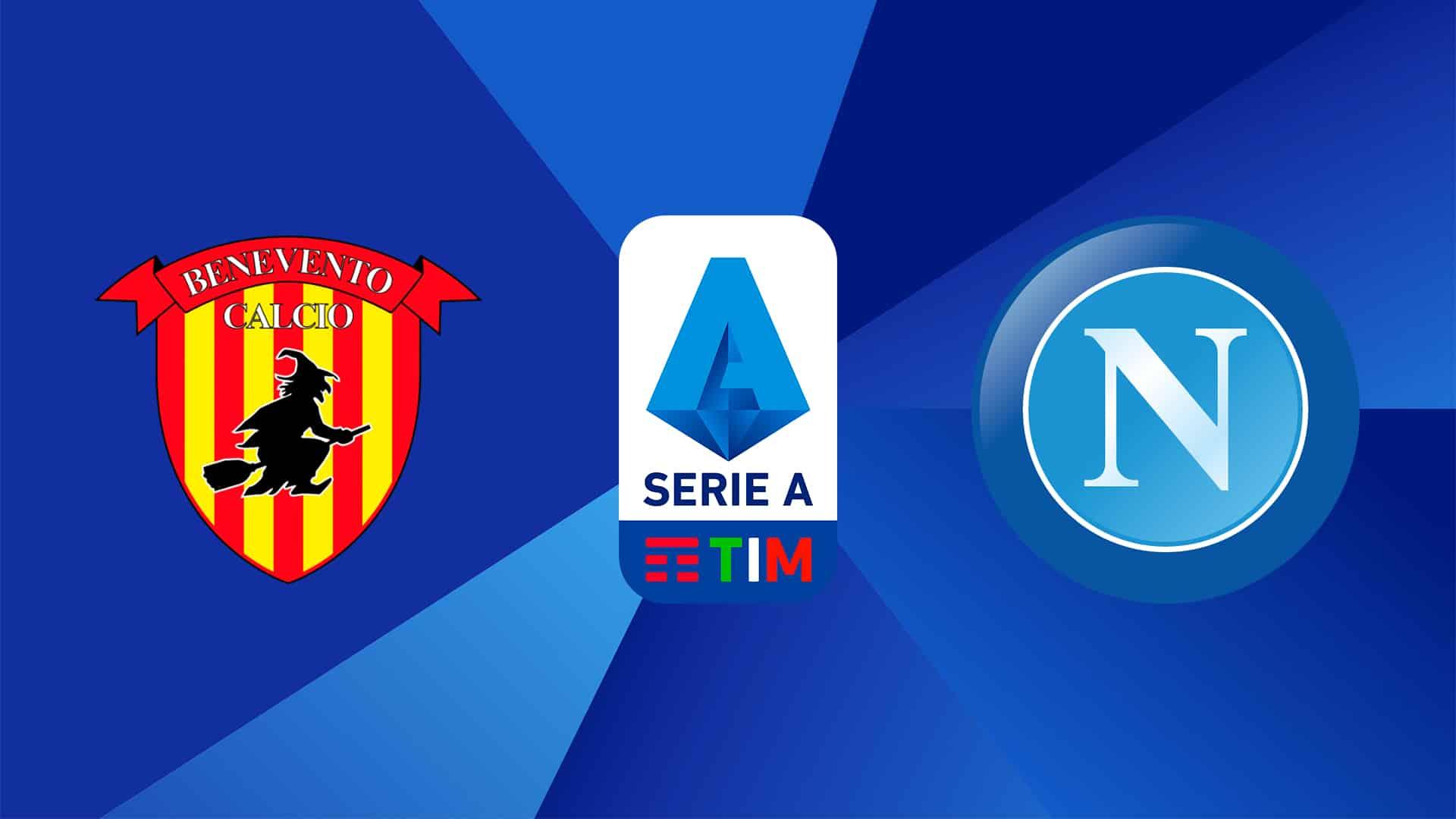 Benevento-Napoli, 5° giornata Serie A