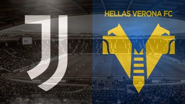 Juventus-Verona, 5° giornata di Serie A