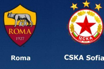 Roma-CSKA-Sofia