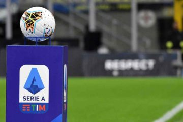 serie A Ball and logo  Milano 6-10-2019 Stadio Giuseppe Meazza  Football Serie A 2019/2020  FC Internazionale - Juventus FC  Photo Andrea Staccioli / Insidefoto