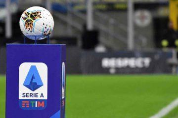 serie A Ball and logo  Milano 6-10-2019 Stadio Giuseppe Meazza  Football Serie A 2019/2020  FC Internazionale - Juventus FC  Photo Andrea Staccioli / Insidefoto