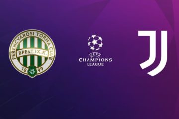 Video Gol Highlights Ferencvaros-Juventus
