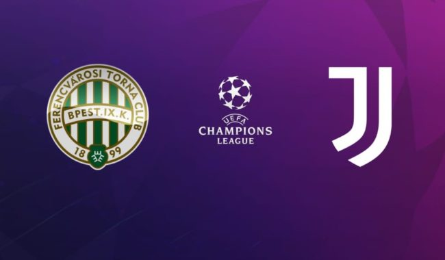 Pronostico e quote Ferencvaros-Juventus