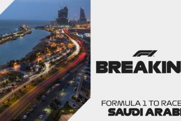La Formula 1 ha ufficializzato la disputa, a partire dal 2021, del Gran Premio d'Arabia Saudita (foto da: twitter.com)