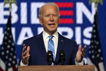Joe Biden nuovo Presidente USA