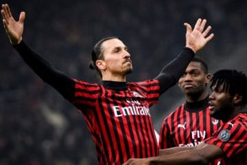 Calciomercato Milan: i rossoneri cercano un vice Ibrahimovic