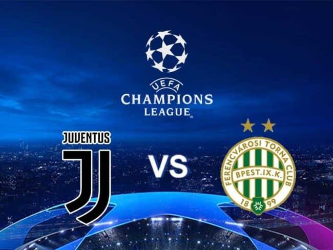 Video Gol Highlights Juventus-Ferencvaros, 24-11-2020