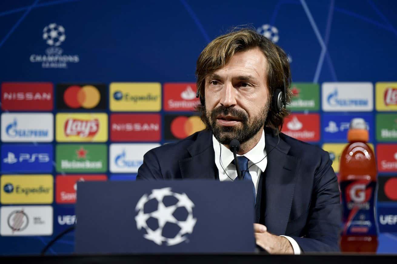 Juventus Pirlo Champions