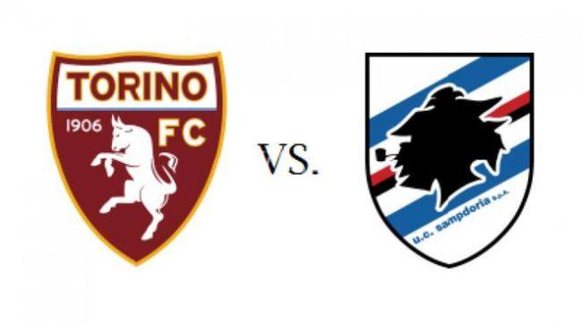 Torino-Sampdoria formazioni diretta tv