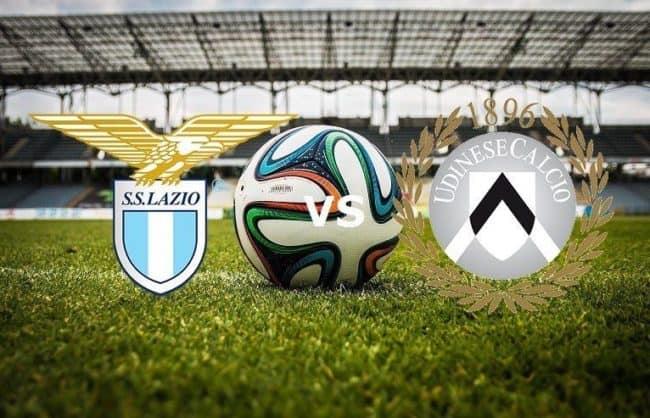 Lazio-Udinese formazioni diretta tv