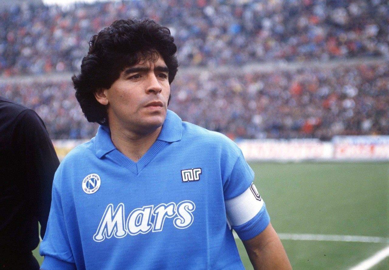 Maradona-morte