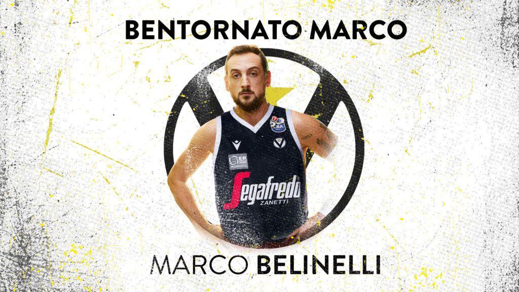 Ufficiale il ritorno di Marco Belinelli alla Virtus Bologna (foto da: twitter.com)
