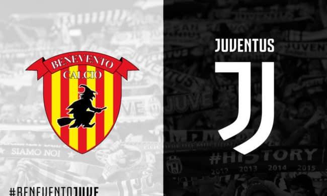 Video Gol Highlights Benevento-Juventus