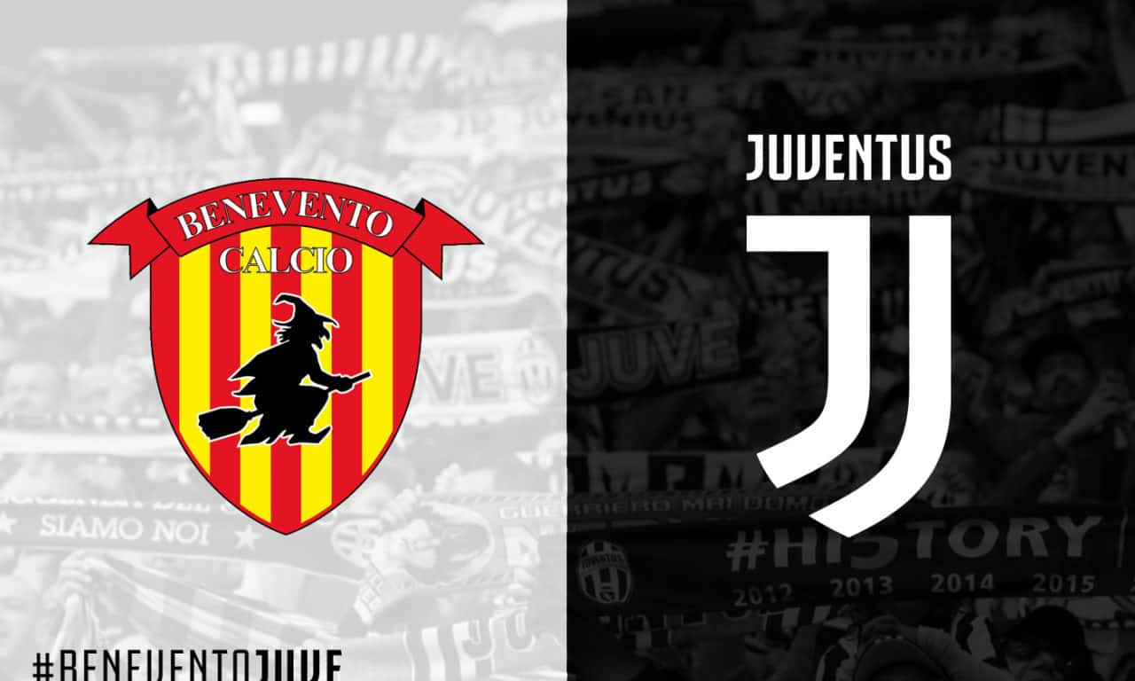 Video Gol Highlights Benevento-Juventus