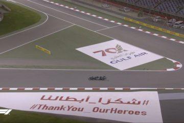 Dichiarazioni post libere F1 Bahrain 2020 sfondo