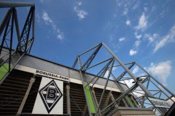 Panoramica esterna del Borussia Park