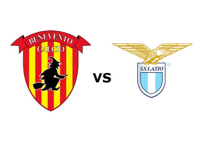 Benevento Lazio formazioni