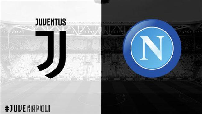 Juventus Napoli data recupero
