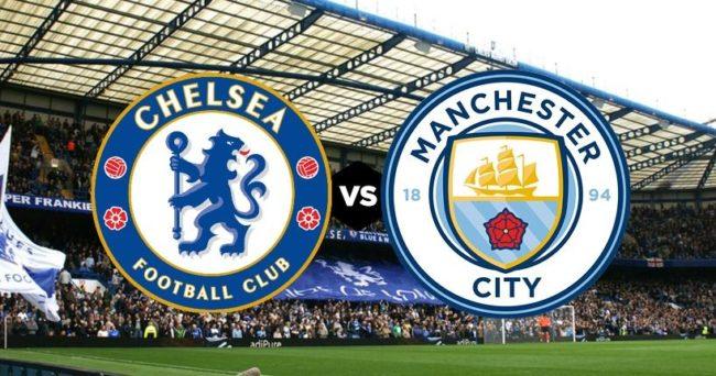 Chelsea Manchester City formazioni