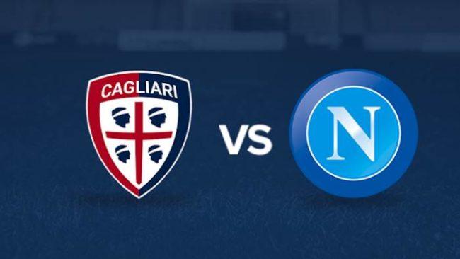 Cagliari-Napoli, 15° giornata Serie A
