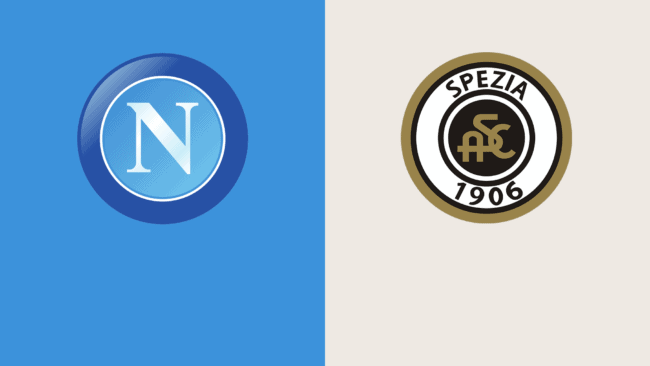 Napoli-Spezia, 16° giornata di Serie A
