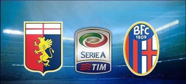 Genoa Bologna formazioni
