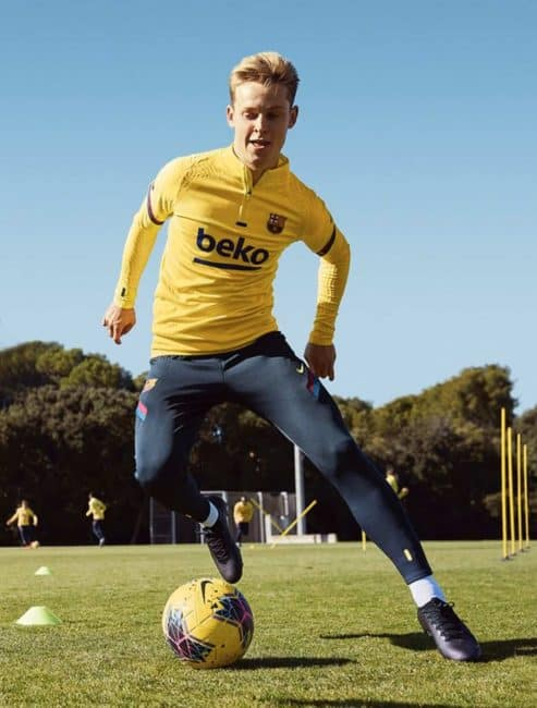 De Jong Juventus
