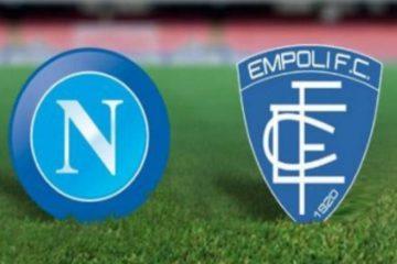 Coppa Italia, Napoli-Empoli, 13-01-2021
