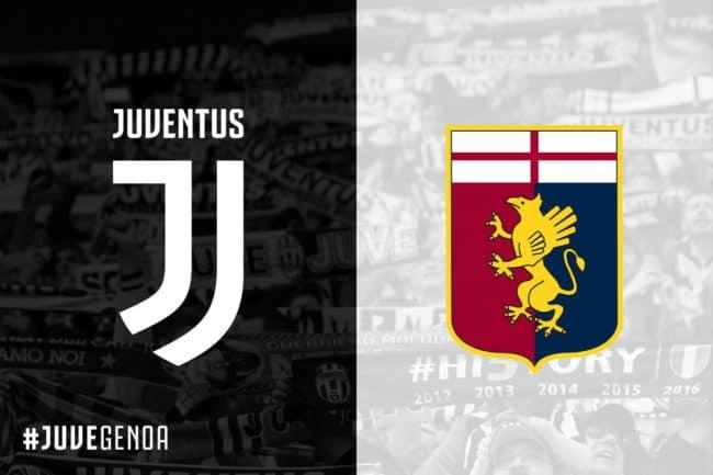 Video Gol Highlights Juventus-Genoa
