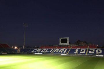 Panoramica interna della Sardegna Arena