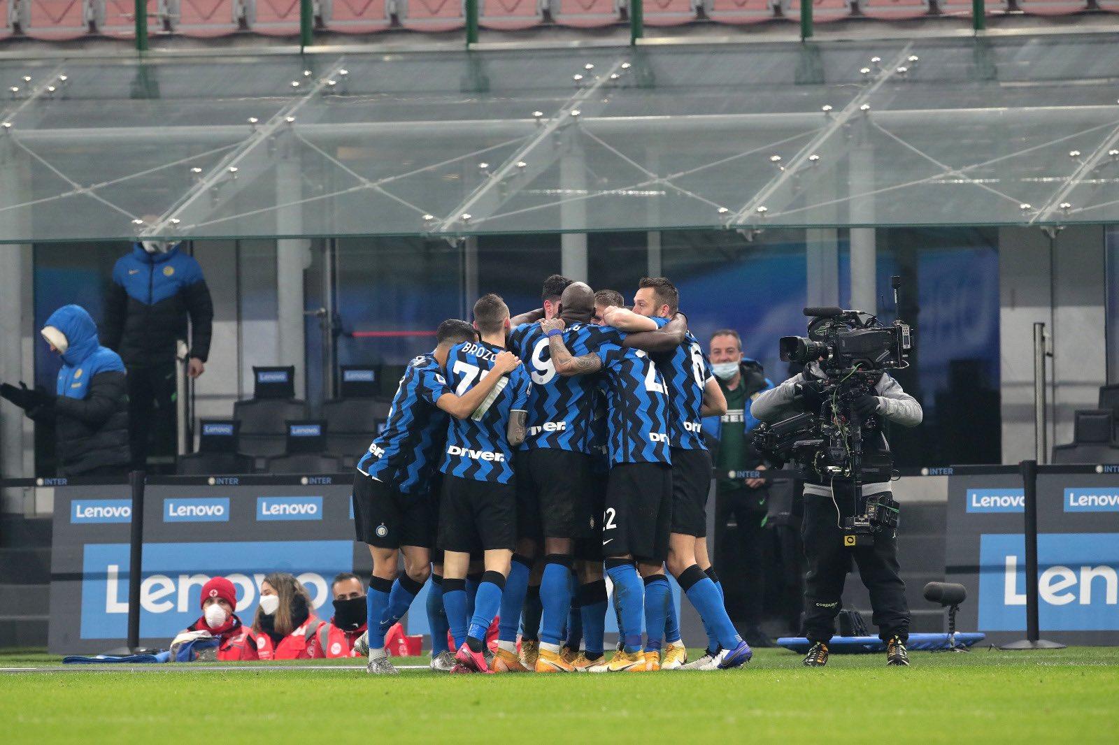 Inter - Juventus 18-01-2021