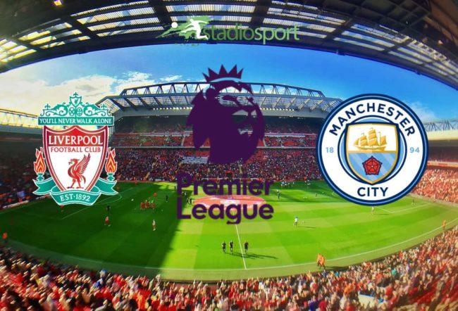 Liverpool Manchester City formazioni