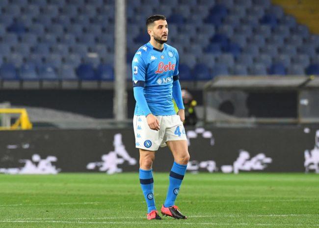 Calciomercato Napoli: Manolas verso l'Olympiakos.