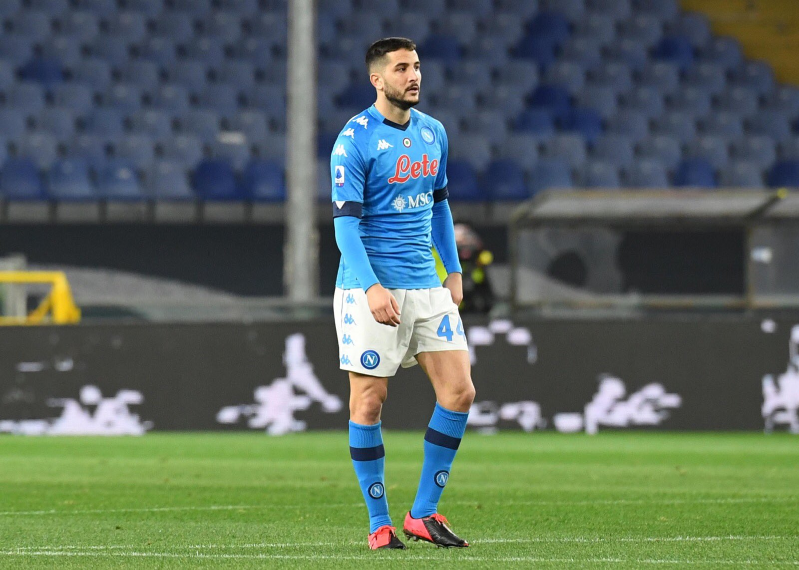Calciomercato Napoli: l'Olympiakos tenta il colpo Manolas | StadioSport.it