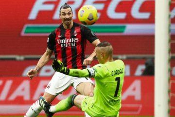 Ibra goal Crotone