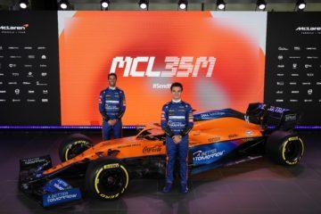 Piloti McLaren