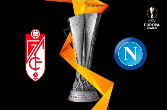 Granada-Napoli, andata sedicesimi di finale Europa League 18-02-2021