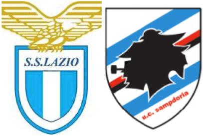 Lazio Sampdoria formazioni